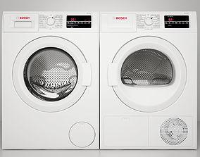 Bosch Cleaning Appliance 3D model