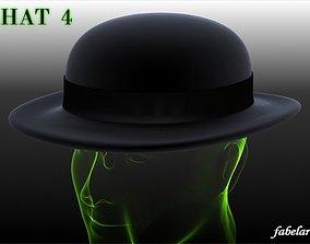 Bowler hat 2 3D