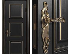 jaguar Doors Academy line Leon 4 doors part 2 3D
