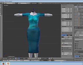 Elizabeth 2 3D model