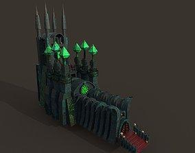 Necropolis 3D model