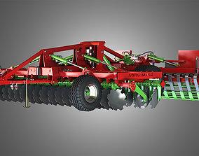 3D AGRO MASZ Tillage Machine