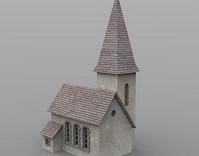 3D model Old Church