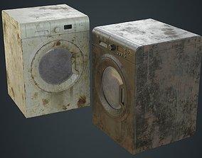 Washing Machine 1B 3D model