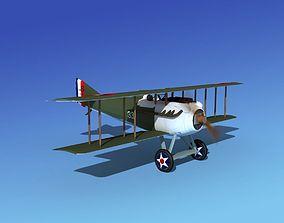 3D animated SPAD VII