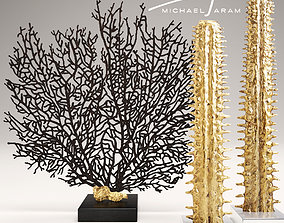 3D model Sculpture collection Michael Aram