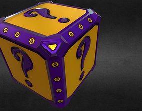 Game-Ready MYSTERY BOX Asset VR / AR ready