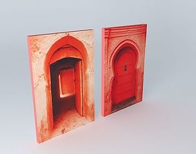 3D The Medina Canvas Maisons du Monde
