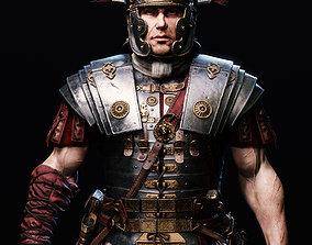 3D model Roman Centurion Evocatus