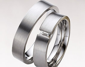 3D printable model Wedding ring 018