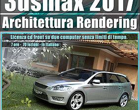 013 3ds max 2017 Architettura Rendering vol13 cd