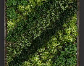 3D asset Vertical gardening 06