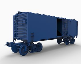 3D print model wagon mod10