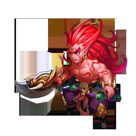 Fire warrior