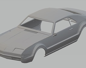 Tornado 1966 Printable Body Car
