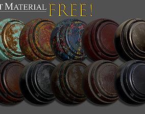 3D model FREE Smart material
