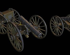 Civil War Limber 3D printable model