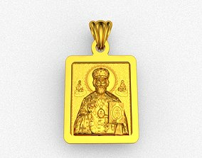 Saint Nicholas religion 3D printable model