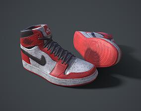 3D asset Air Jordan 1