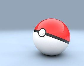 Red PocketBall UHD High-Shape 3D
