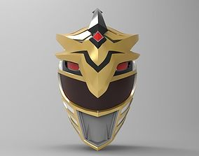 Lord Drakkon Helmet from MMPR for 3D Printing