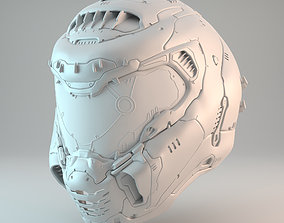 Doom Eternal Slayer Helmet 3D print model
