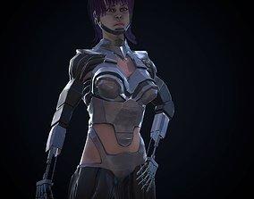 Cyberpunk LP 3D model