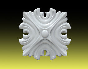 3D printable model Rozette 007