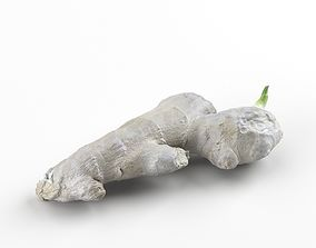 cooking Photorealistic Ginger 3D Scan