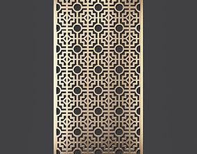 Decorative panel 272 3D
