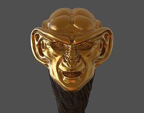 Grand Nagus Staff 3D print model