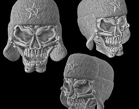 3D print model Russian skull
