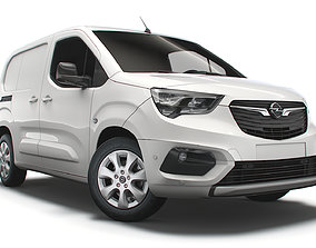 Opel Combo SWB Limited Edition Van 2021 3D