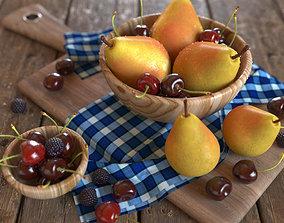 3D model Fruit decor for kitchen