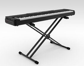 Yamaha Stage Piano P-90 3D