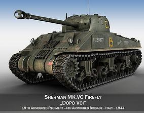 3D Sherman MK VC Firefly - Dopo Voi