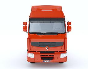 Renault Premium Truck 3d Printer - 3d VR / AR ready 1