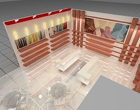 Cubukcuoglu Exhibition Design 3D model