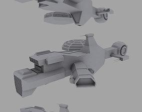 3D model Stardust