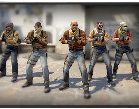 3D printable model CSGO - Counter Strike Global 3