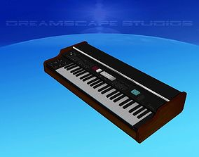 3D model Roland VP-330 Vocoder Plus