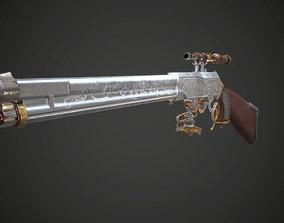 Shield Gunner 3D model
