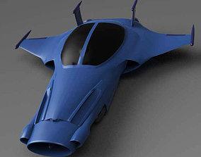 Aquaflyer 3D print model