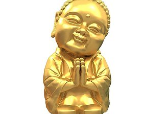 3D printable model buddhism Buddha