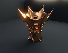 3D model Vase of king of Mars household