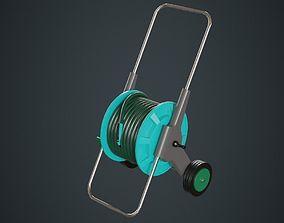 Hose Cart 1A 3D model