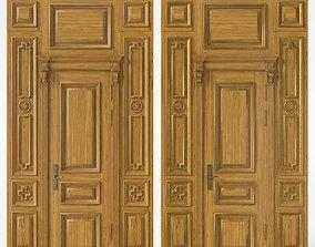 3D model Door 02 700 05