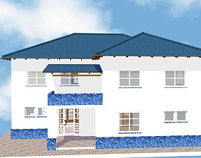 House 28 3D printable model