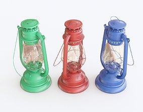 furniture 3D Kerosene lamp