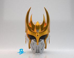 3D printable model Mask N Daguva Zeba